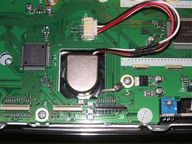 ICOM 756 VFO Encoder Saga