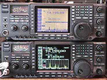 N9ewo review: icom ic-7600 dsp hf transceiver.