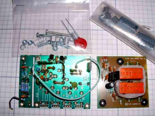 Modifications to the Ameritron AL-1200 Amplifier